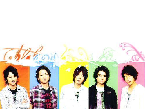 Arashi group